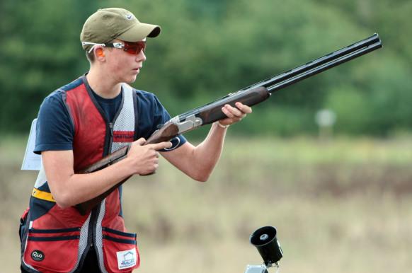 Tim Krause, der im Sommer von der Jagdgesellschaft Wiesental in das Schießsportzentrum nach Suhl wechselte, zählt zu den größten Talenten in Deutschland.